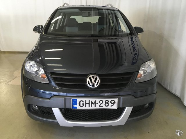 Volkswagen Golf Plus 2