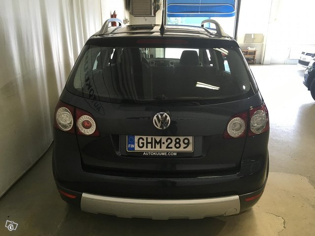 Volkswagen Golf Plus 3