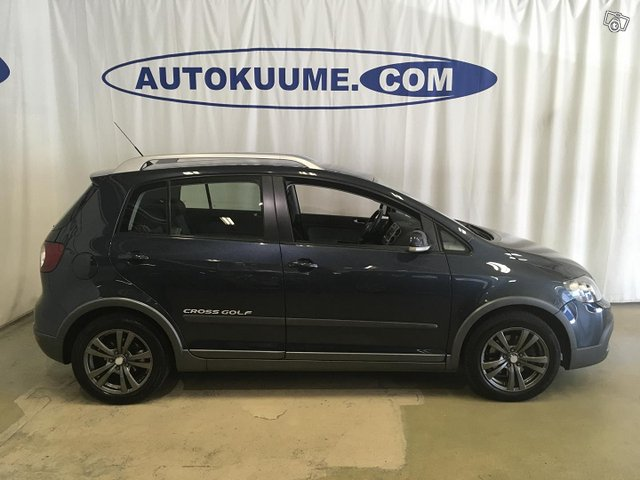 Volkswagen Golf Plus 5