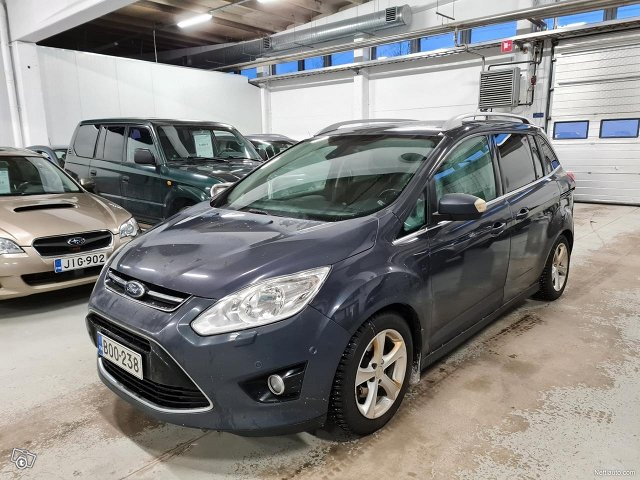 Ford C-MAX Grand 3