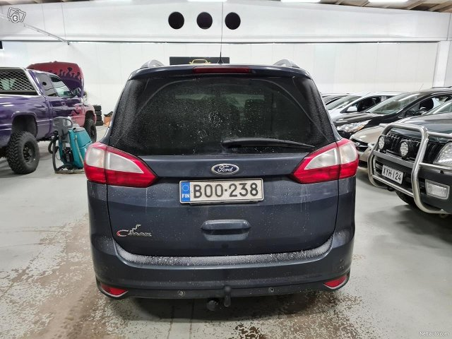 Ford C-MAX Grand 9