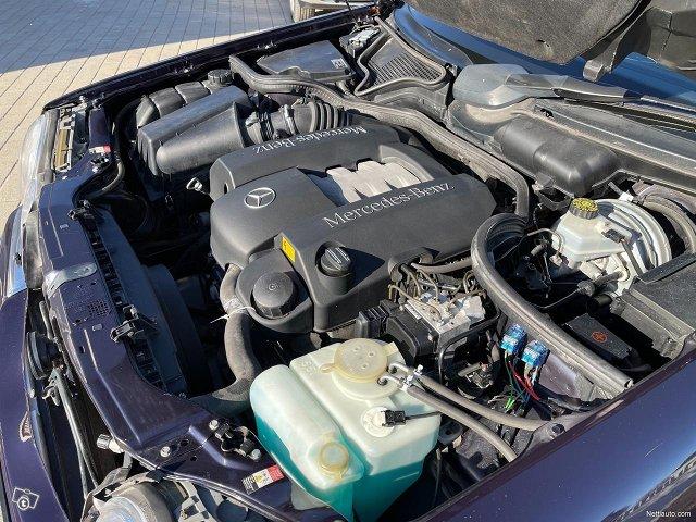 Mercedes-Benz E320 4matic 224hv 12
