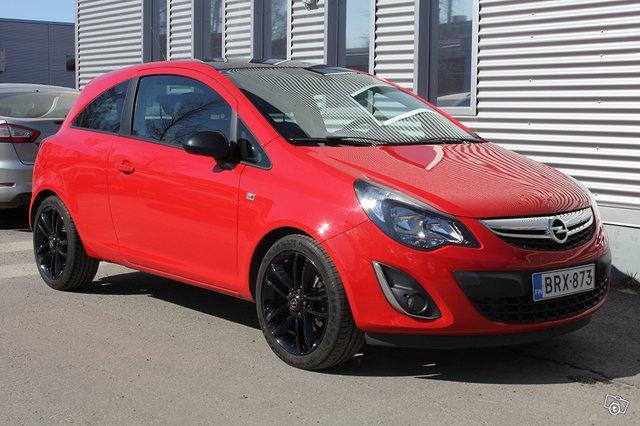 Opel Corsa, kuva 1