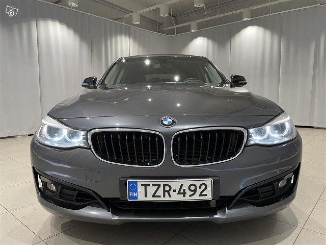BMW 320 Gran Turismo 5