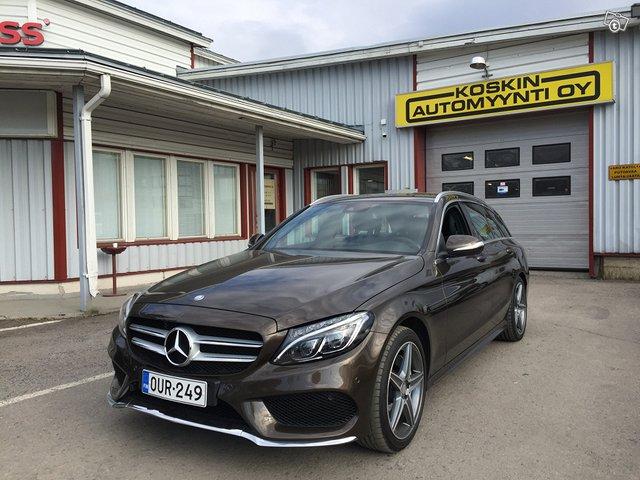 Mercedes-Benz C 1