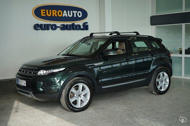 Land Rover Range Rover Evoque, kuva 1