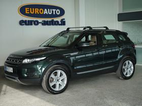 Land Rover Range Rover Evoque, Autot, Vihti, Tori.fi