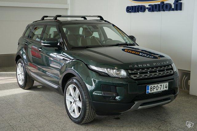 Land Rover Range Rover Evoque 4