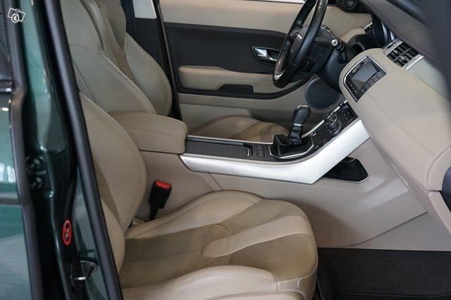 Land Rover Range Rover Evoque 18
