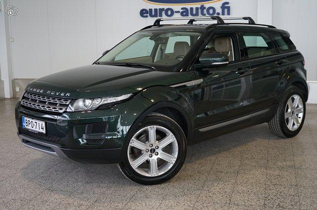 Land Rover Range Rover Evoque 22