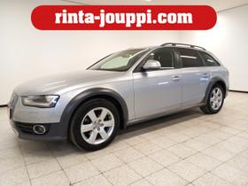 Audi A4 ALLROAD, Autot, Ylivieska, Tori.fi