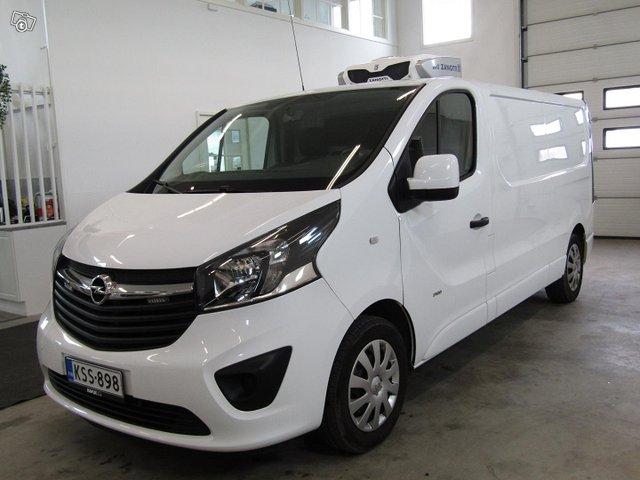 Opel Vivaro, kuva 1