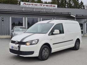Volkswagen Caddy Maxi, Autot, Pietarsaari, Tori.fi
