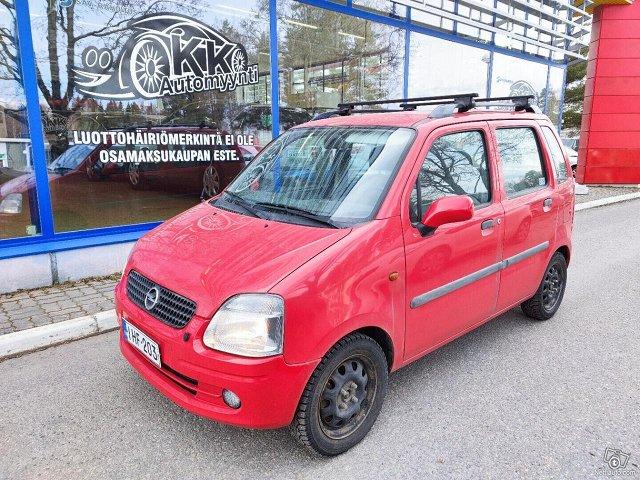Opel Agila 1