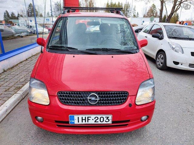 Opel Agila 7