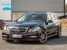 Mercedes-Benz E 63 AMG, Autot, Akaa, Tori.fi