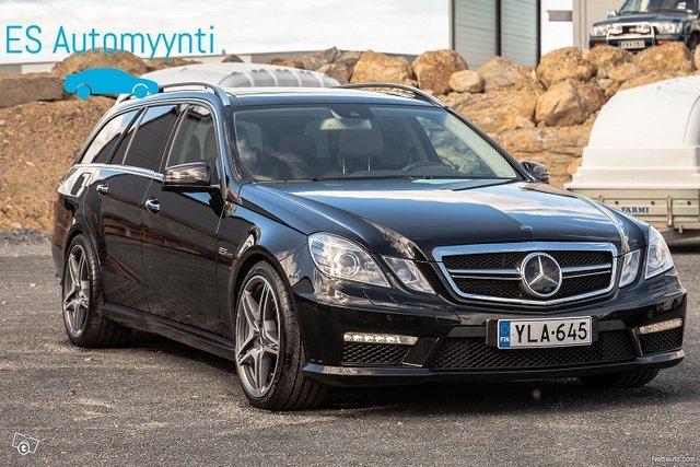 Mercedes-Benz E 63 AMG 3
