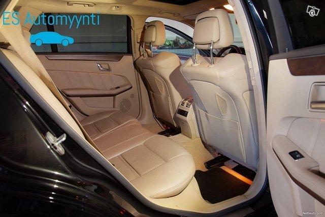 Mercedes-Benz E 63 AMG 12