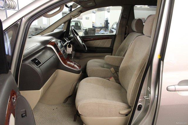 Toyota Alphard 8