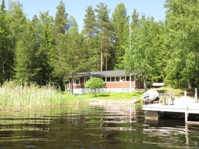 Ruokolahti Suikkala Salonpäänsaari 410 tupakeittiö, Mökit ja loma-asunnot, Ruokolahti, Tori.fi