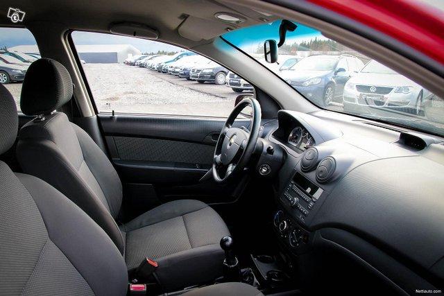 Chevrolet Aveo 19