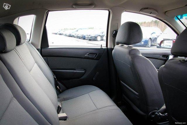 Chevrolet Aveo 21