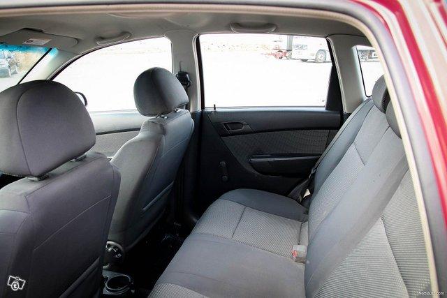 Chevrolet Aveo 23