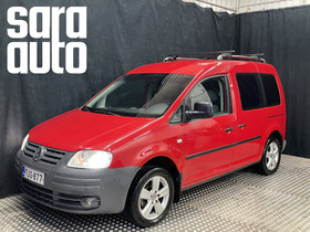 Volkswagen Caddy, Autot, Muhos, Tori.fi