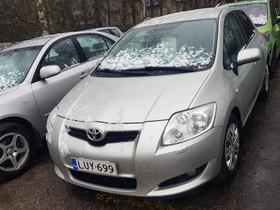 Toyota Auris, Autot, Helsinki, Tori.fi