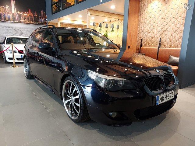 BMW 530D, kuva 1