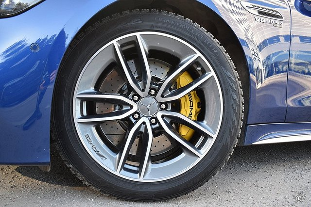 MERCEDES-BENZ AMG GT 23