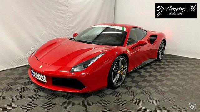 Ferrari 488 1