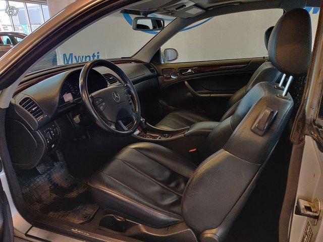 Mercedes-Benz CLK 4