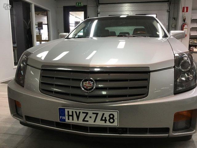 Cadillac CTS 5