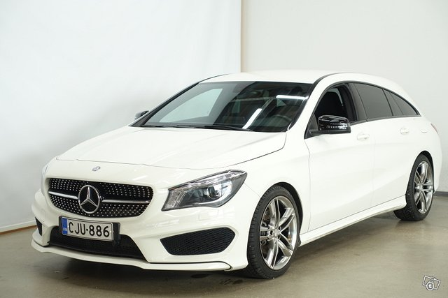 Mercedes-Benz CLA 21