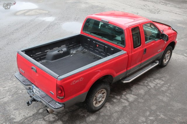 Ford F 250 PICK-UP 5