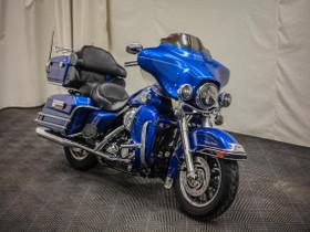 Harley-Davidson FLHTCU ULTRA CLASSIC ELEC, Moottoripyörät, Moto, Raasepori, Tori.fi