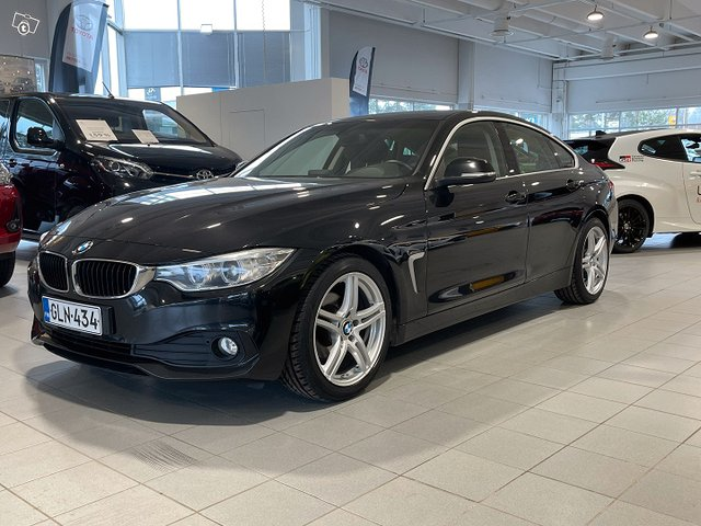 BMW 418 1