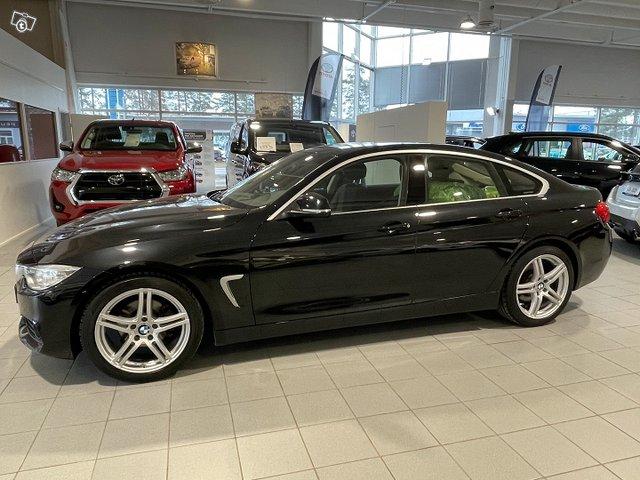 BMW 418 3