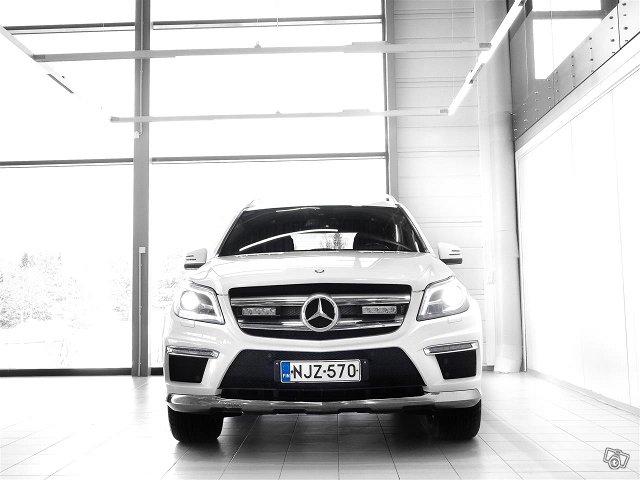 Mercedes-Benz GL 2
