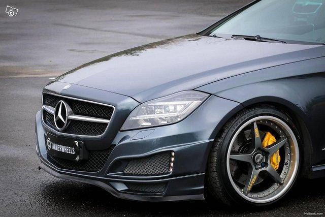 Mercedes-Benz CLS 16