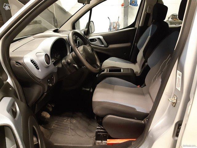 Peugeot Partner 5