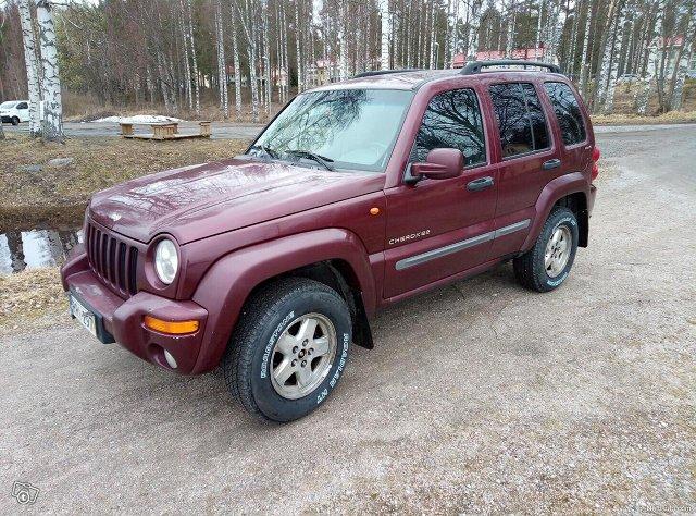 Jeep Cherokee 10