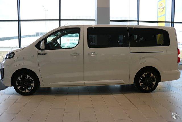 Opel Zafira-e 2