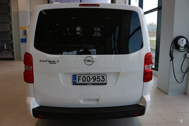 Opel Zafira-e 5