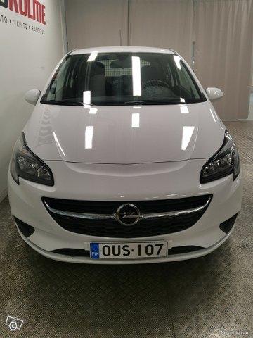 Opel Corsavan 2