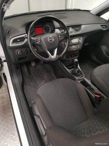 Opel Corsavan 8