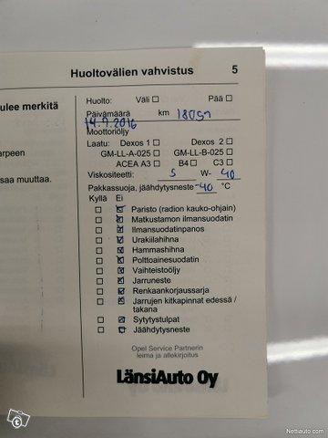 Opel Corsavan 15
