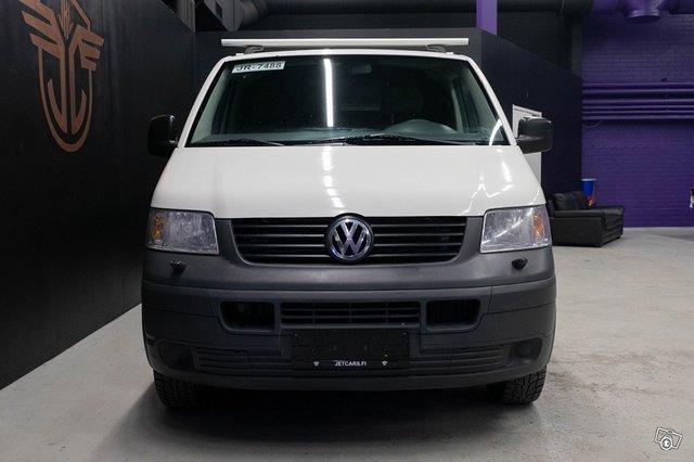 Volkswagen, VW TRANSPORTER 2