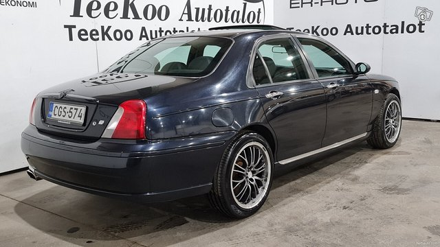 MG Rover ZT-T 5